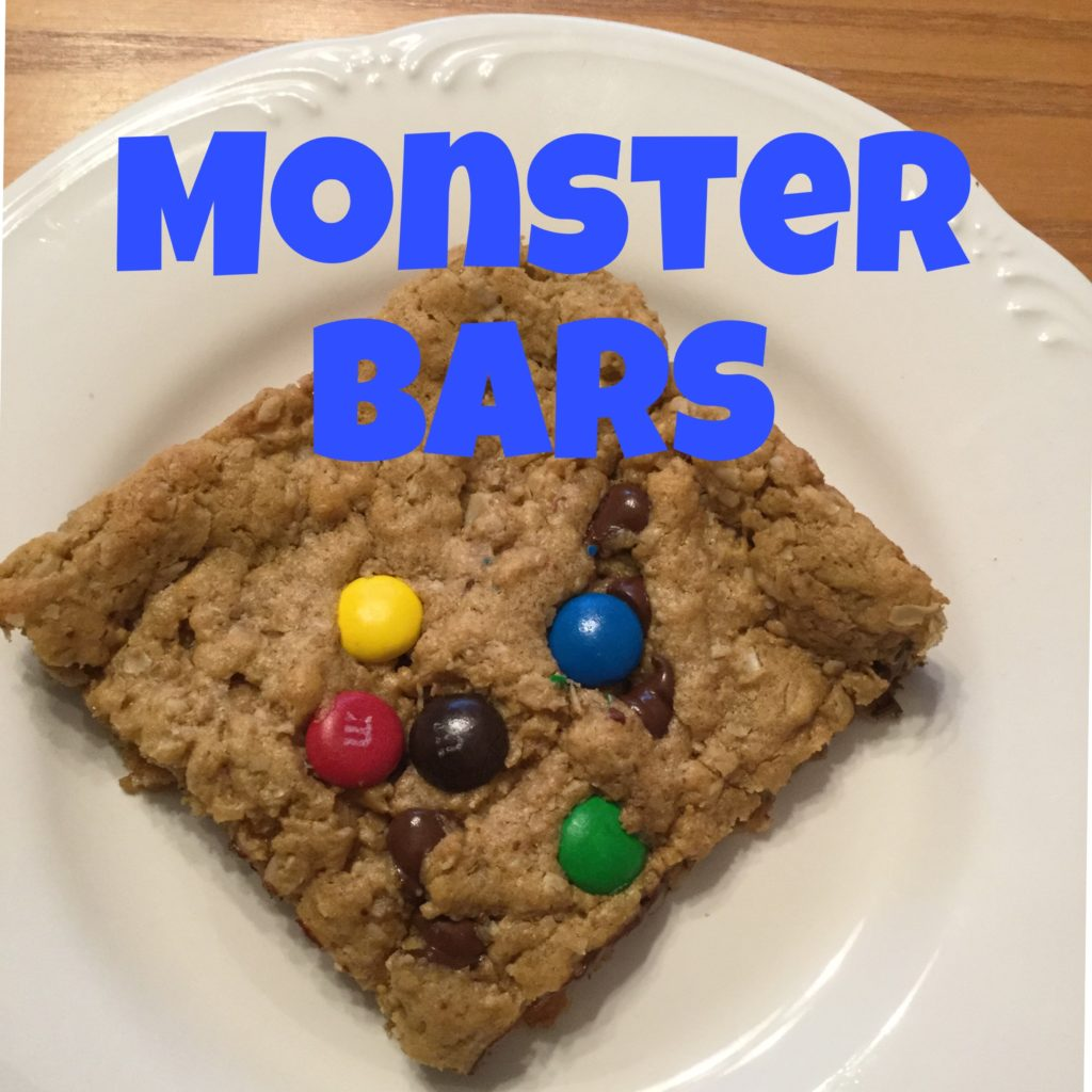 Monster Bars
