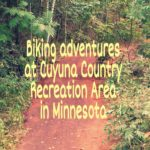 Biking Adventures at Cuyuna Country Recreation Area in Minnesota