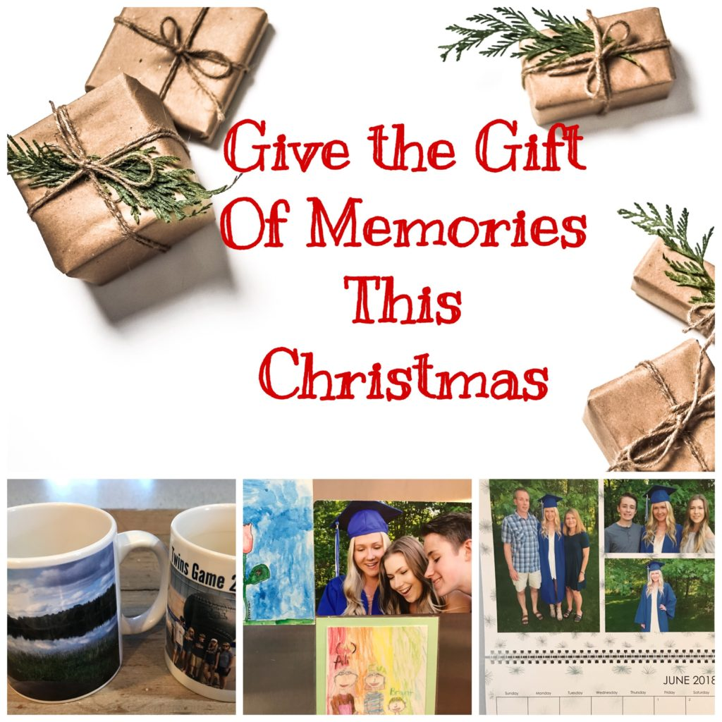 Gifts of Memories 5 ideas