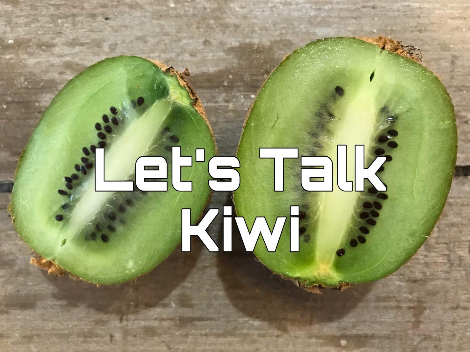 Let's Talk Kiwi