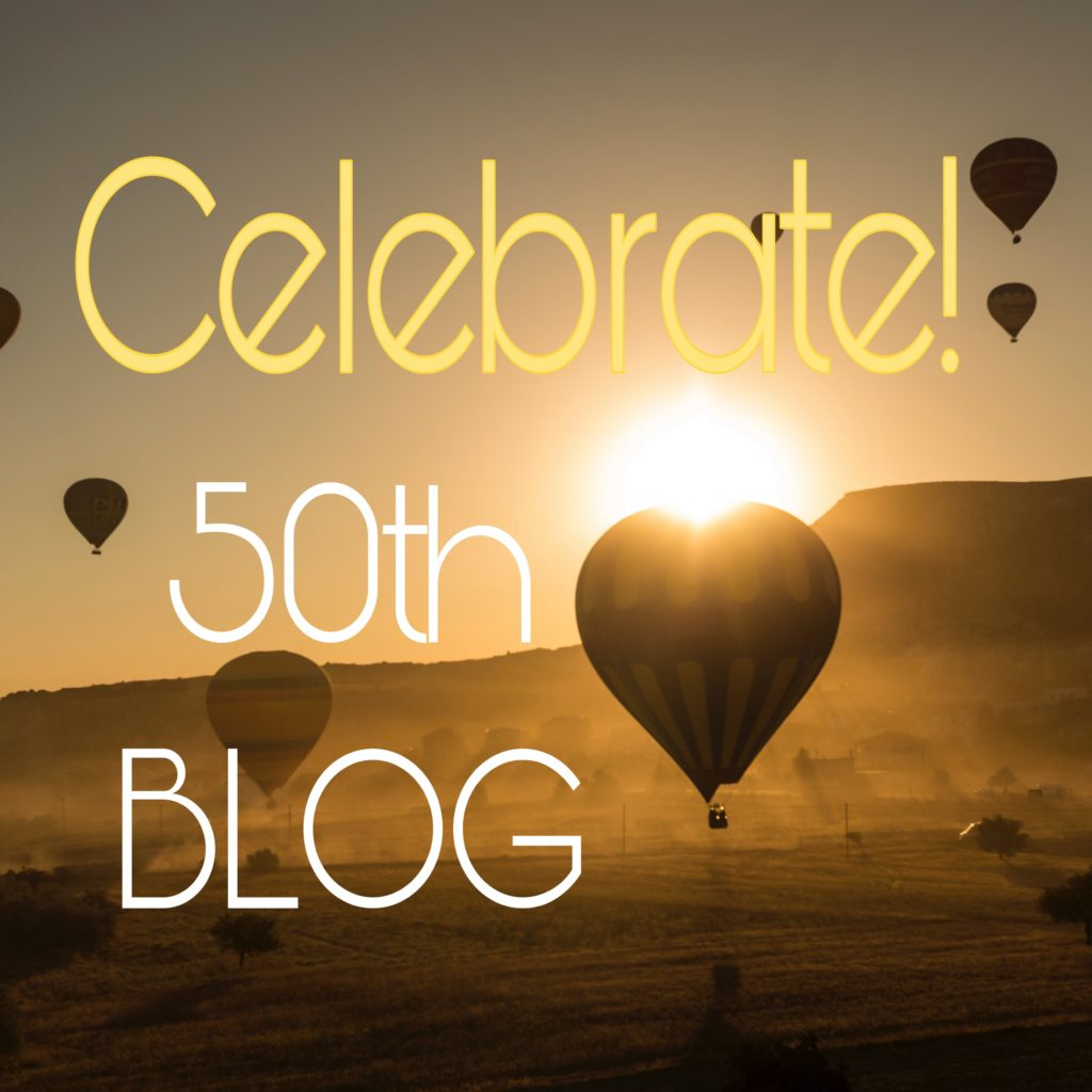 Celebrate 50th Blog