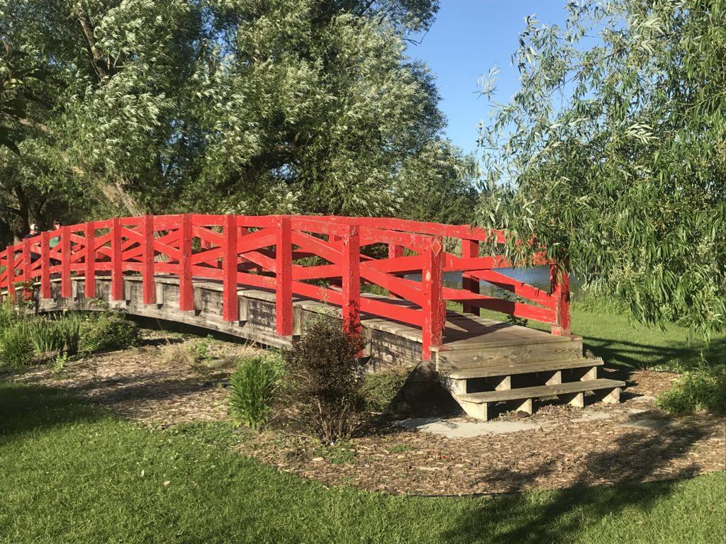 Old Red Bridge