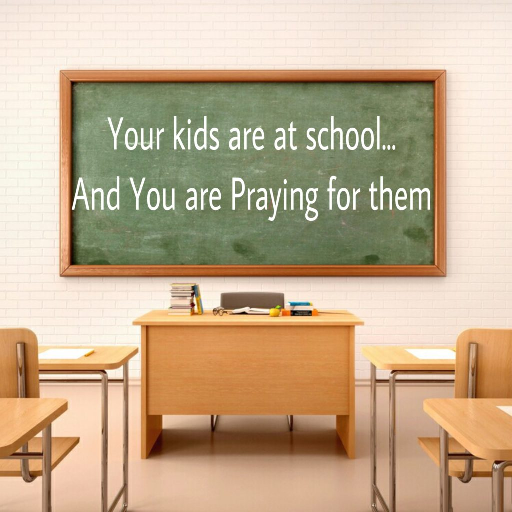 praying for kids