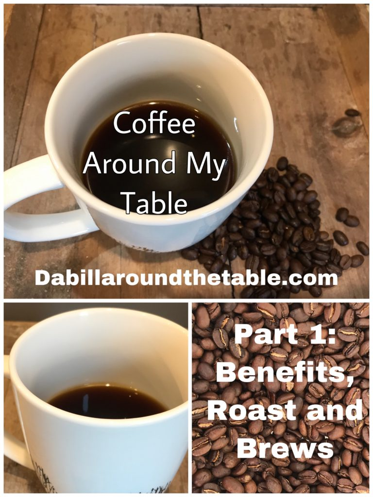 Coffee Around My Table