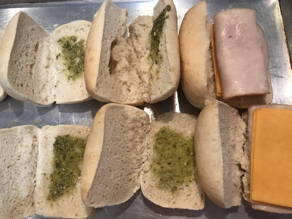 Making rolls