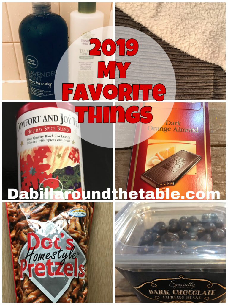 2019 My Favorite Things