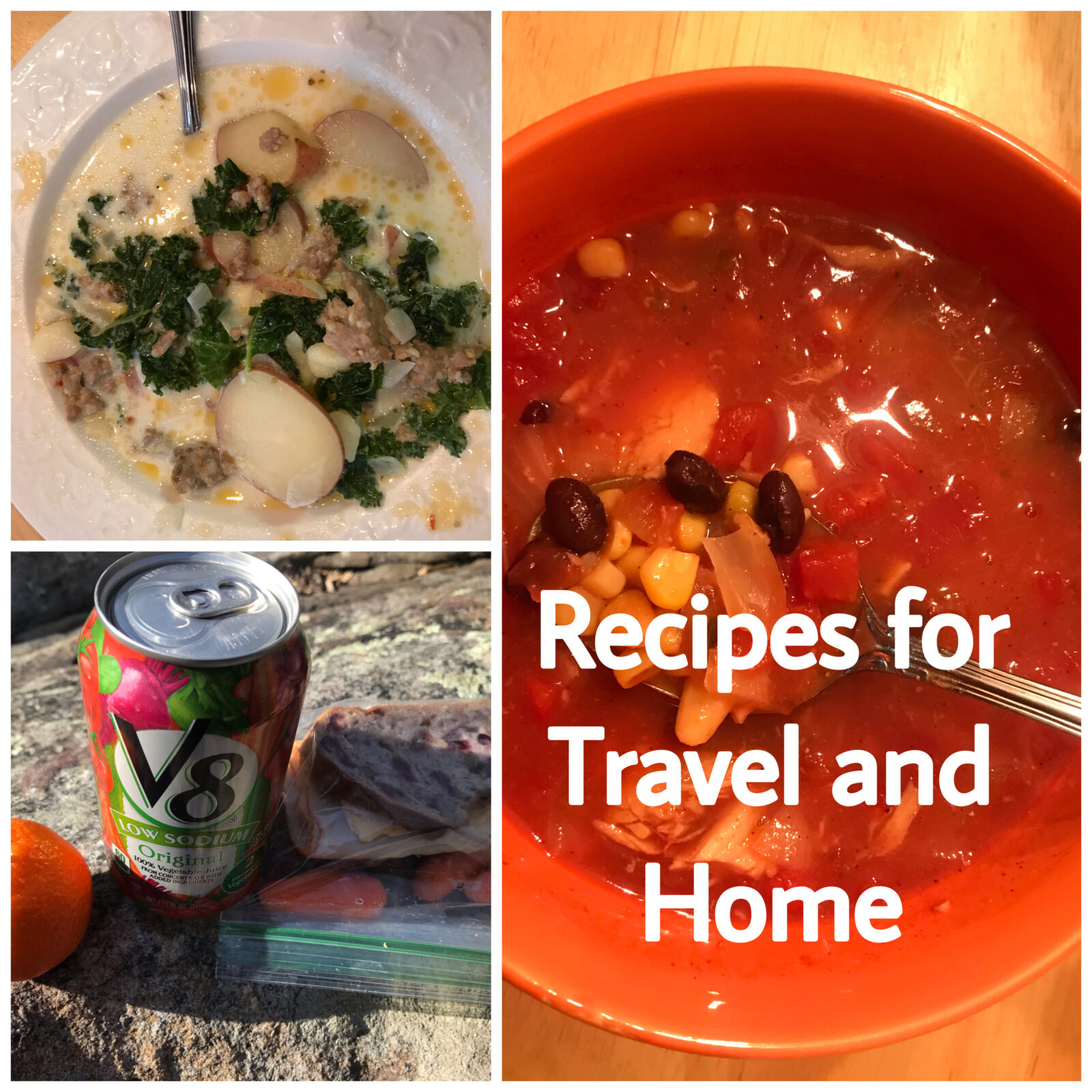 Recipes for Travel