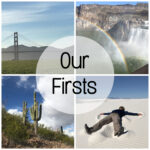 Firsts on our Travel Sabbatical