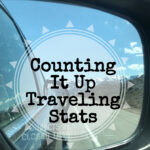 Counting it Up- Traveling Sabbatical Stats